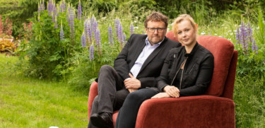 Hartmut Striek und Angie Voncken